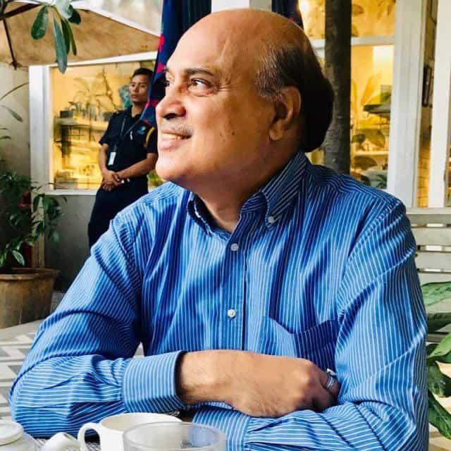 Mr Anil Kumar Singh